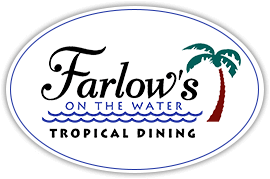 Logo: Farlow's on The Water Tropical Dining Restaurant