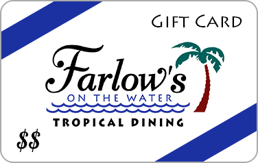 Farlows Restaurant Gift Card